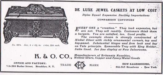 1909 JC Wkly K&O horiz